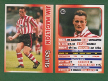 Southampton Jim Magilton Northern Ireland 93